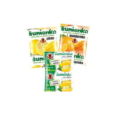 Šuměnka citron 10 g