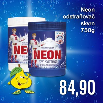 Neon odstraňovač skvrn 750 g