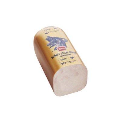 Kuřecí prsní šunka standard Bivoj 100 g
