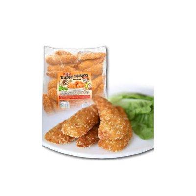 Zizu obalované kuřecí stripsy Bidfood 1kg
