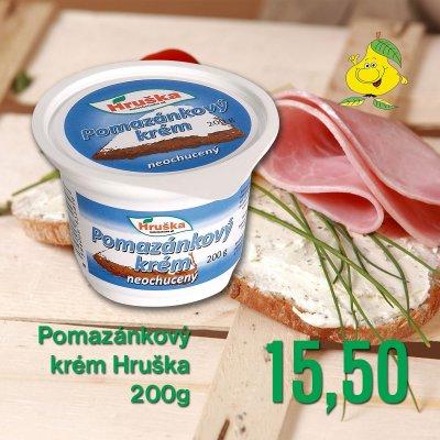Pomazánkový krém Hruška 200 g