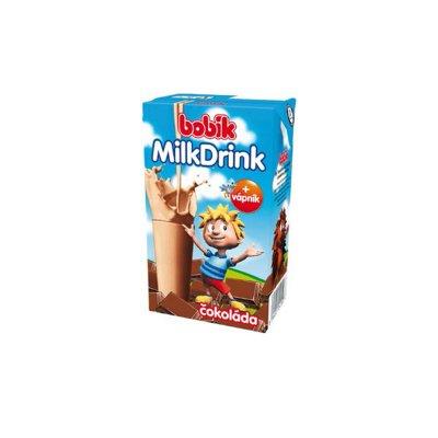 Bobík MilkDrink čokoláda 250 ml