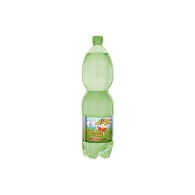 Minerální voda Hruška pomeranč 1,5 l