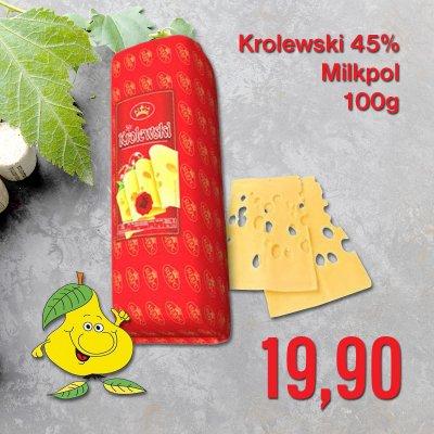 Krolewski 45 % Milkpol 100 g