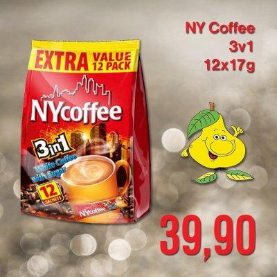 NY Coffee 3 v 1 12 x 17 g