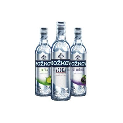 Božkov Vodka 0,5 l