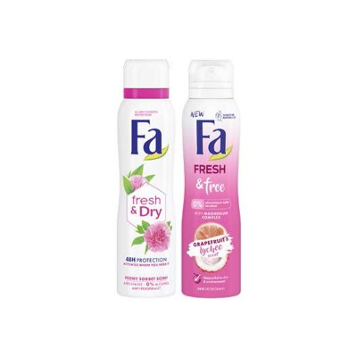 Fa antiperspirant 150 ml