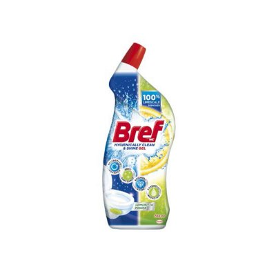 Bref WC čistič Lemonitta Power 700 ml