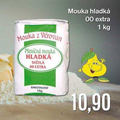 Mouka hladká 00 extra 1 kg