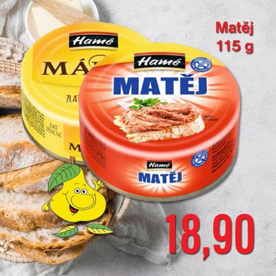 Matěj 115 g