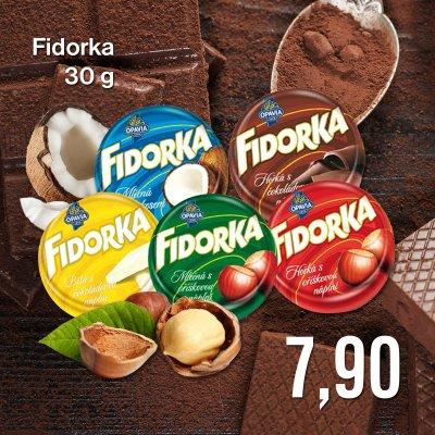 Fidorka 30 g