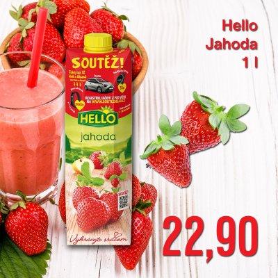 Hello Jahoda 1 l