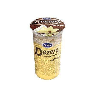 Dezert puding se šlehačkou 200 g