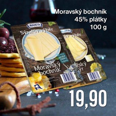 Moravský bochník 45% plátky 100 g