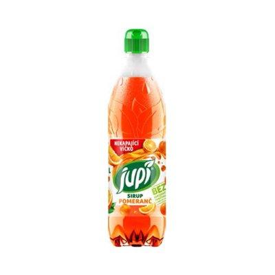 Jupí sirup pomeranč 0,7 l