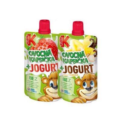 Kubík kapsička s jogurtem 80 g
