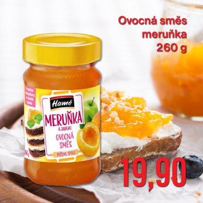 Ovocná směs meruňka 260 g