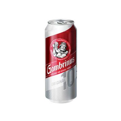 Gambrinus 10 Originál 0,5 l