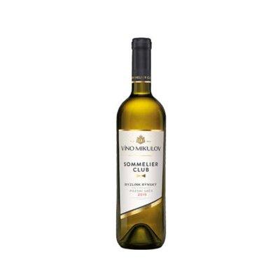 Víno Mikulov Ryzlink Rýnský PS 0,75 l