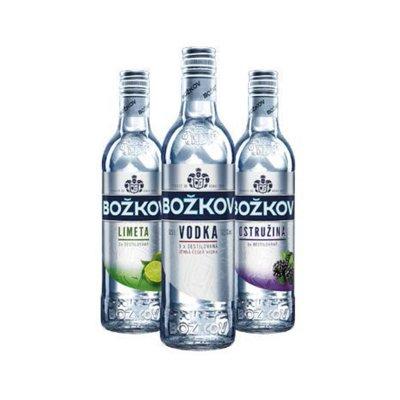 Božkov Vodka 0,5 l