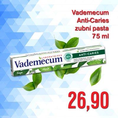Vademecum Anti-Caries zubní pasta 75 ml