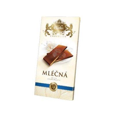 Carla mléčná čokoláda 80 g
