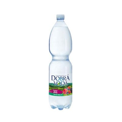 Dobrá voda lesní plody 1,5 l
