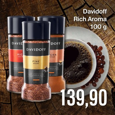 Davidoff Rich Aroma 100 g