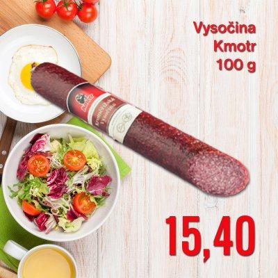 Vysočina Kmotr 100 g