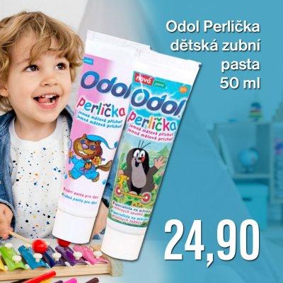 Odol Perlička dětská zubní pasta 50 ml