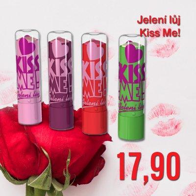 Jelení lůj Kiss Me!