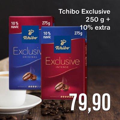 Tchibo Exclusive 250 g + 10% extra