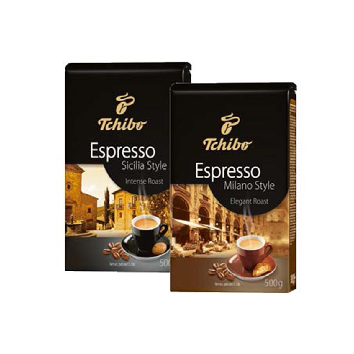 Tchibo Espresso Milano Style 500 g