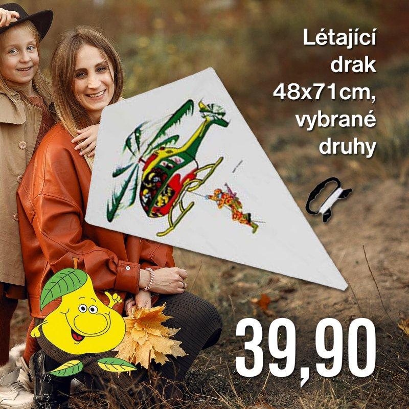 Létající drak 48 x 71cm