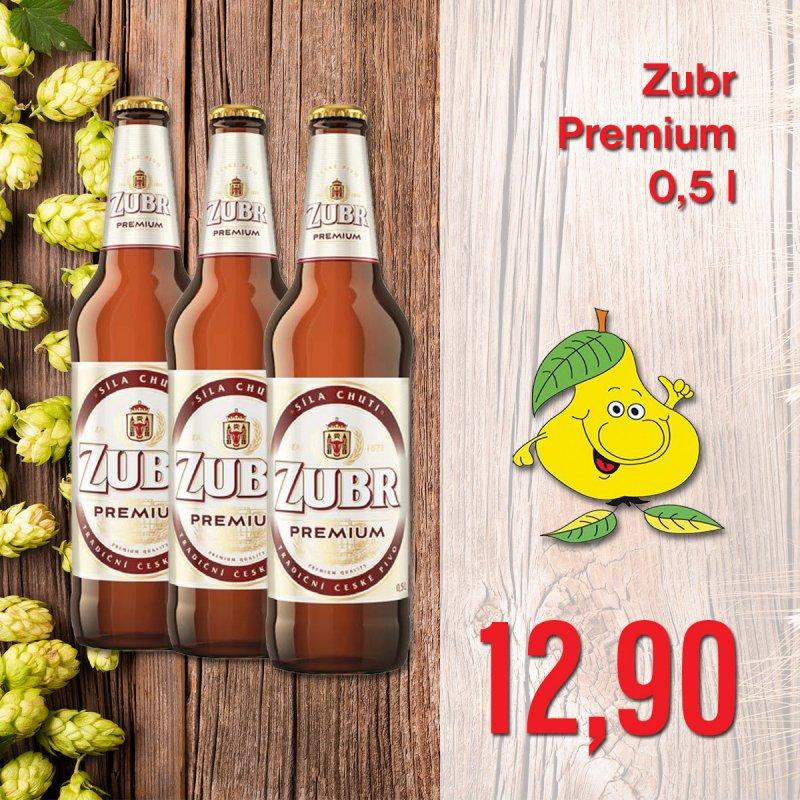 Zubr Premium 0,5 l